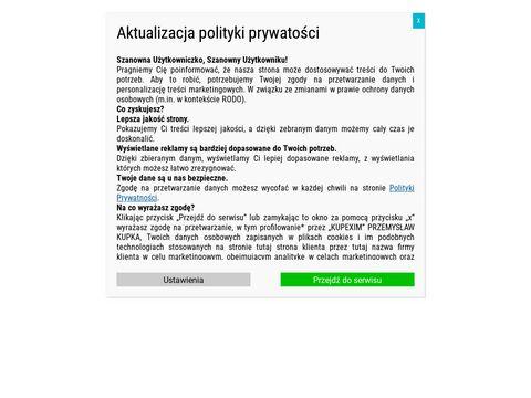 Czyszczenie dachów Poznań - kupexim.pl
