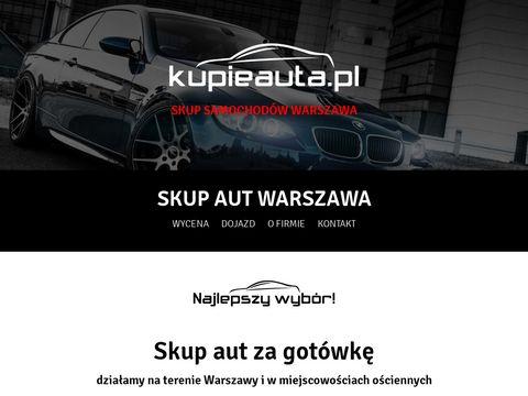 Auto skup - kupieauta.pl
