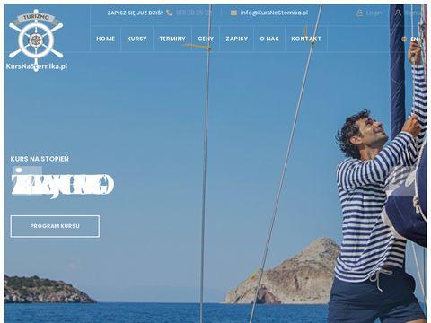 kursnasternika.pl - kursy motorowodne i VHF