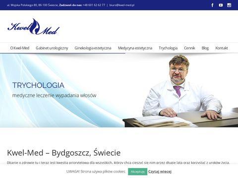 Klinika Medycyny Estetycznej Bydgoszcz, Świecie - Kwel Med