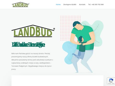 Landbud - sprzedaż działek w Poznaniu i Wrocławiu