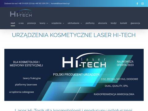 UrzÄ…dzenia kosmetyczne Laser Hi-Tech