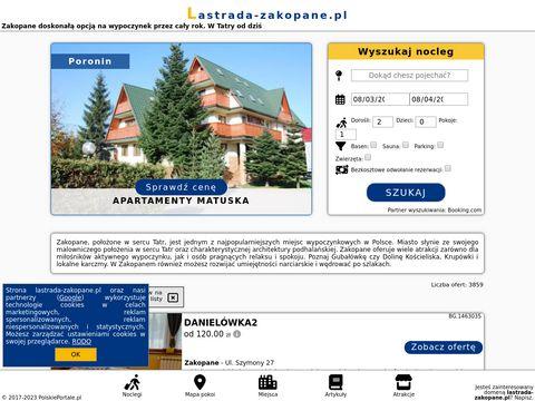 Lastrada-zakopane.pl
