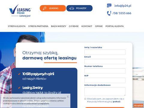 Leasing Polski firmy leasingowe