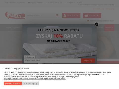 Lech-pol.eu 鈥� wygodne ko艂dry puchowe