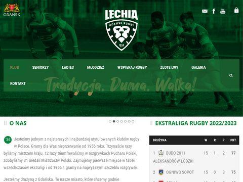 Oficjalny Portal Lechia Rugby Klub