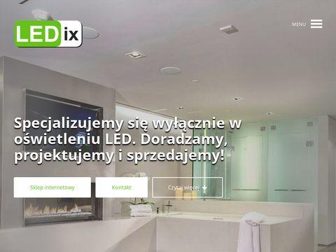 Ledix - o艣wietlenie led Pozna艅, ta艣my led, 偶ar贸wki