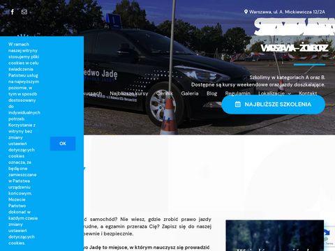 Www.ledwojade.pl Prawo jazdy warszawa