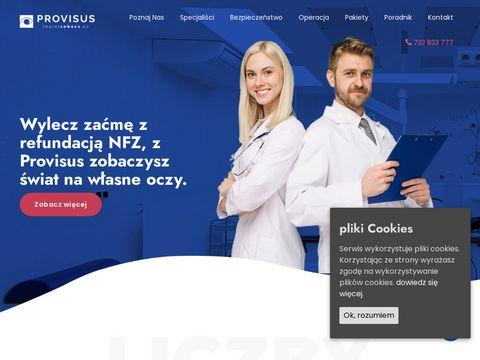 Leczenie zaćmy Czechy