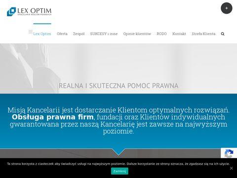 Lexoptim.pl