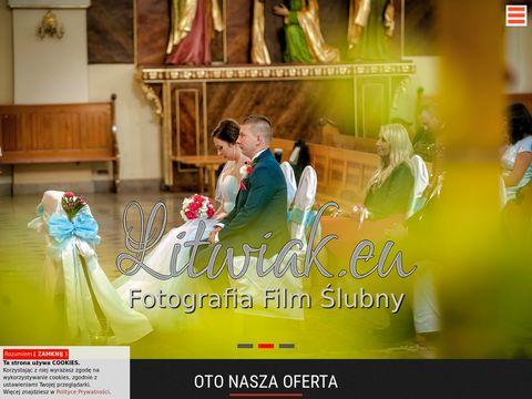 Fotograf 艢lubny 艢l膮sk - Ryszard Litwiak