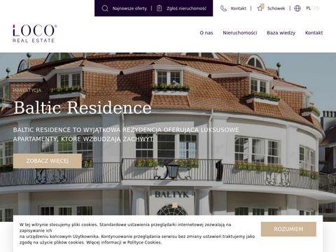 Wynajem apartamentów dla ekspatów - loco-estate.com