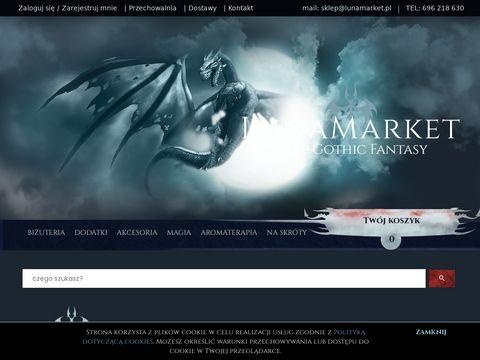 Lunamarket.pl Sklep Fantasy - Smoki gotyckie