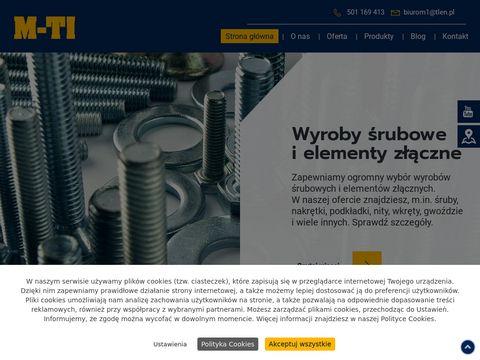 M-ti.pl blachy inowroc艂aw