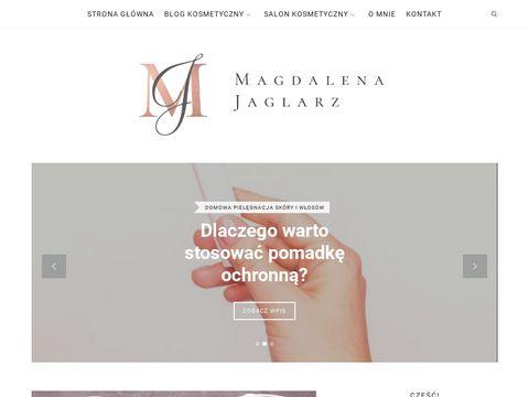 Kosmetyczka Magdalena Jaglarz