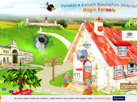 Kawiarnia - magiakarmelu.pl