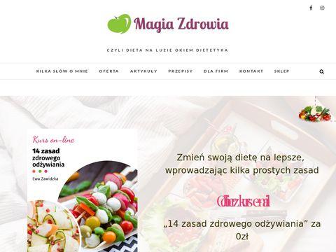 Poradnia Żywieniowa Magia Zdrowia we Wrocławiu