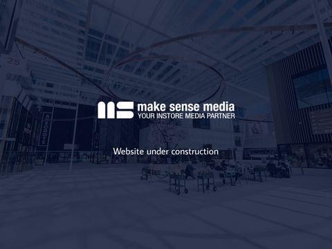 Makesense-media.eu plac zabaw w sklepie