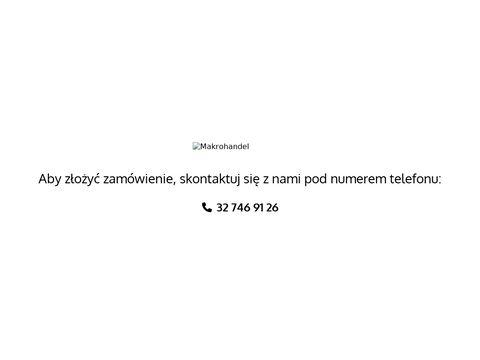 Makrohandel.pl - makro handel - mikro ceny
