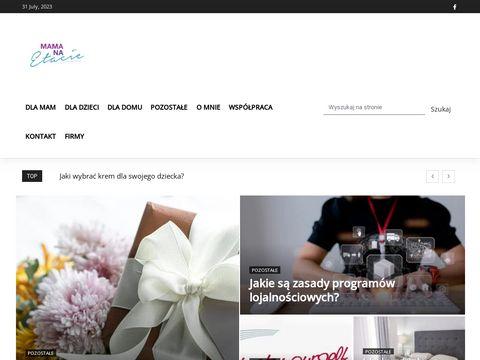 Blog parentingowy - mamanaetacie.pl