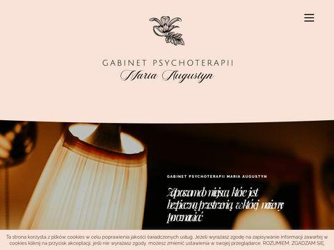 Gabinet psychoterapii Maria Augustyn Krak贸w