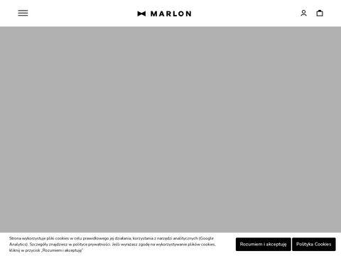 Marlon - koszule szyte na miarę