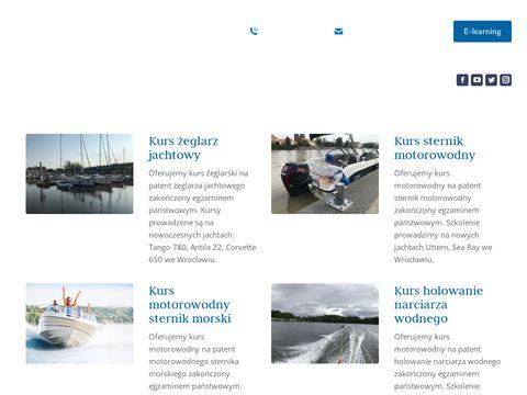 MasterJachting - kurs przygotowawczy jachtowy, 偶eglarski
