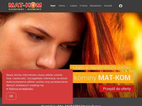 Kominy - Kominki Lublin | MAT-KOM