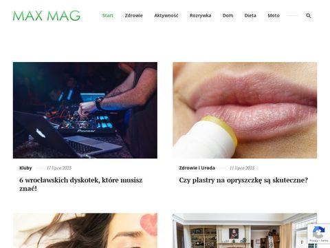 5 pomys艂贸w jak urz膮dzi膰 urodziny w domu - porady na Maxmag.pl