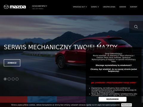 Mazda - Auto Ksi臋偶yno - najlepszy dealer w Warszawie