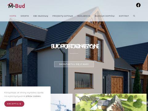 Pracownia projektowa Mbud24 - projekty domów Bydgoszcz