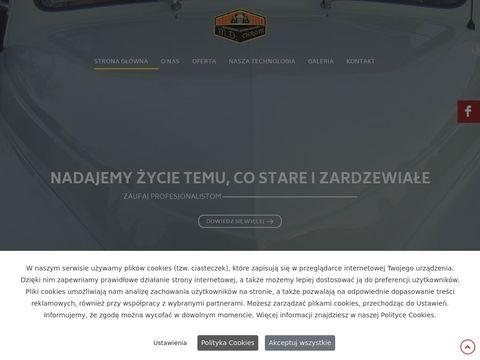 Www.md-chrom.pl renowacja samochodów