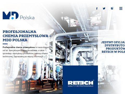 Mddpolska.com.pl Profesjonalna chemia