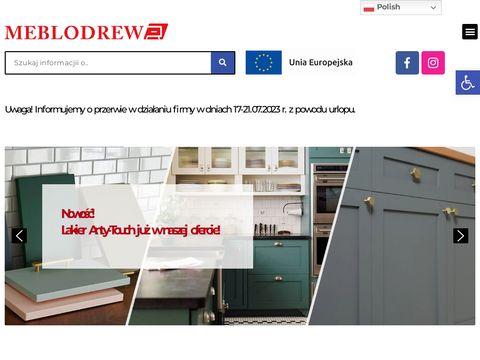Salon meblowy MebloDrew