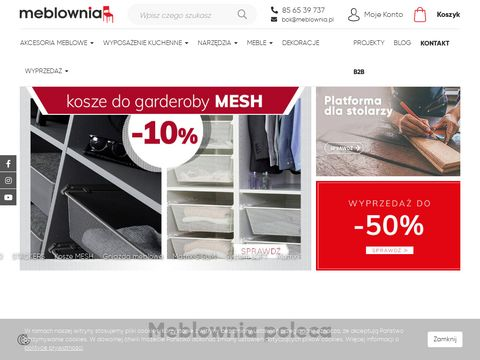 Meble i akcesoria meblowe - Sklep meblownia.pl