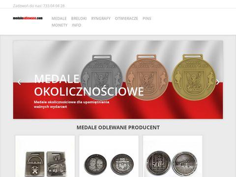 Medale dla dzieci - www.medaleodlewane.com