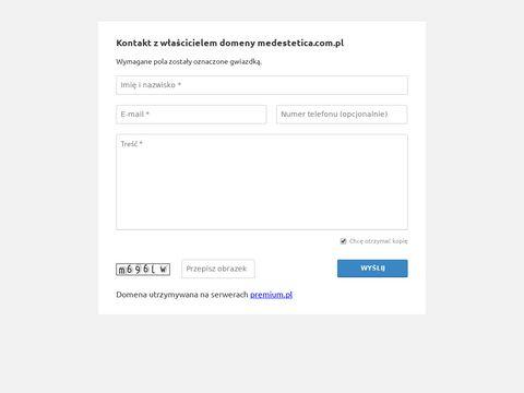 MedEstetica Katowice, powi臋kszanie ust, leczenie migreny