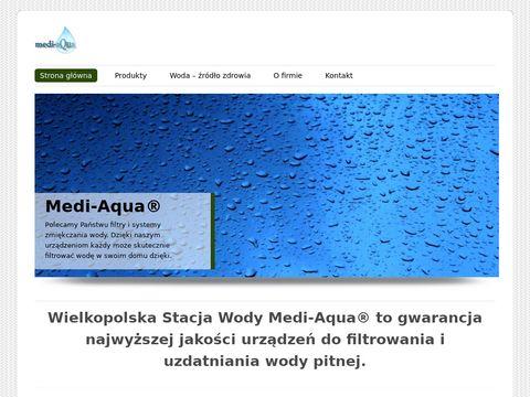 Zmiękczacz wody Poznań