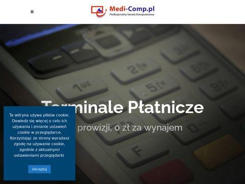 Pogotowie komputerowe Andrych贸w - medi-comp.pl