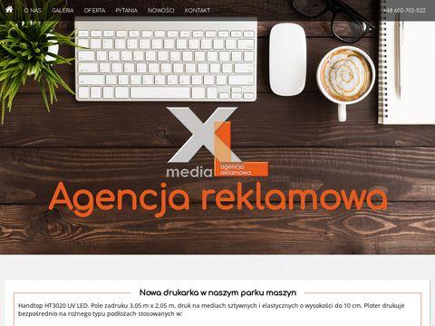 MediaXL - Kompleksowa obs艂uga tablic reklamowych