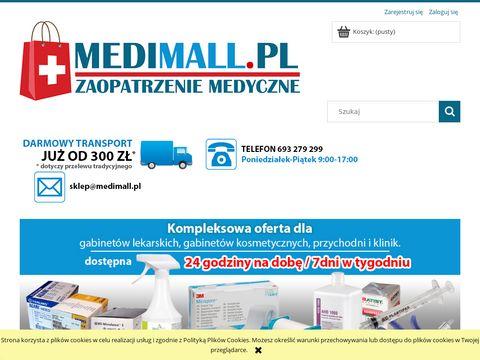 MEDIMALL.PL - Sklep medyczny