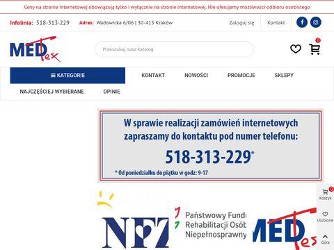 Gorset szyjny - Medtex.eu