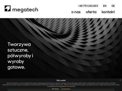 Obr贸bka Tworzyw Sztucznych Mega-Tech