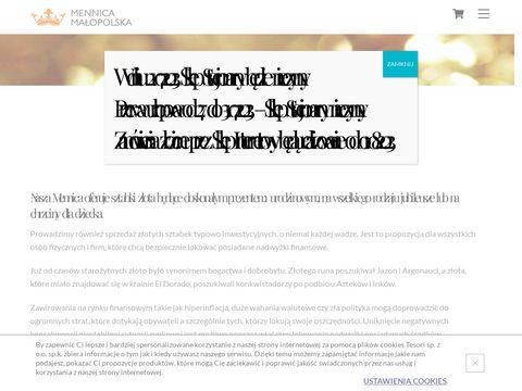 Mennica Małopolska – inwestycja z uczuciem