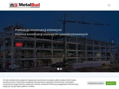 Konstrukcje stalowe - MM MetalBud