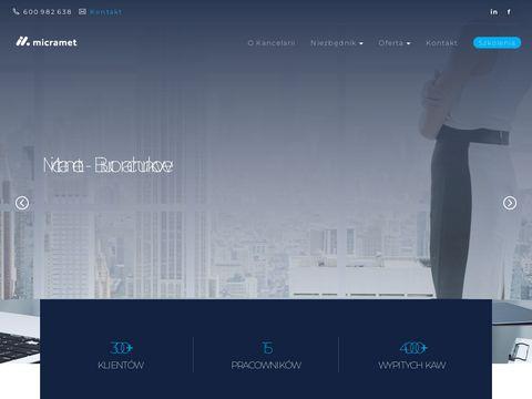 Centrum Finansowe MICRAMET, Księgowośc Rzeszów