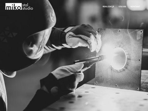 Miko - producent architektury ze stali nierdzewnej