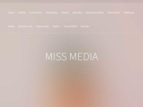 MISS | Czasopismo Kobiety z klas膮|