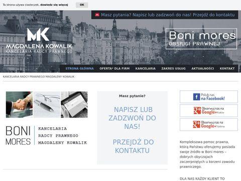 Rozwody adwokat Krak贸w - mk-kancelaria.com.pl