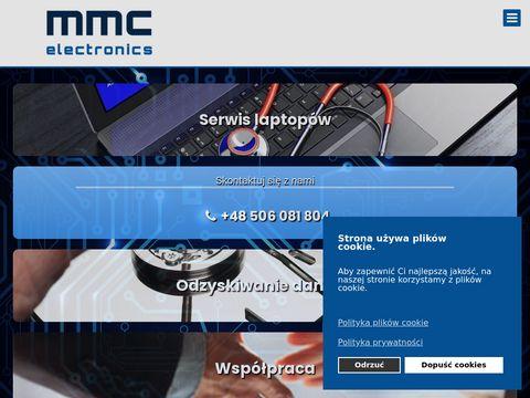 Serwis laptopów Lublin - MMCE